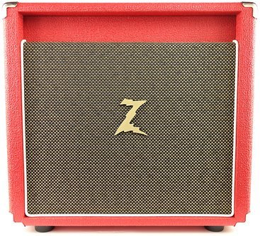 Dr. Z Amplification 1x10 Cabinet (red/tan)