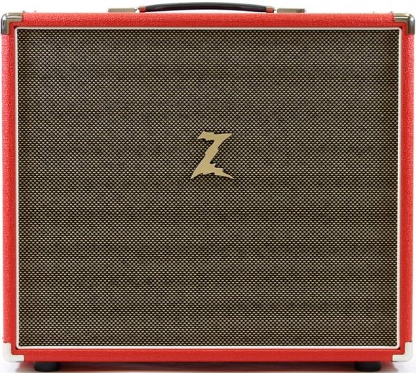 Dr. Z Amplification 1x12 Cabinet (red/tan)
