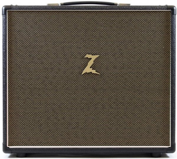 Dr. Z Amplification 2x10 Cabinet (black/tan)