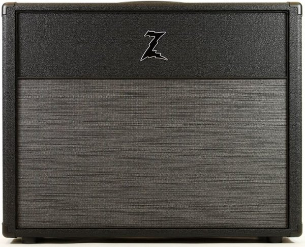 Dr. Z Amplification 2x12 Cabinet (black/zwreck)