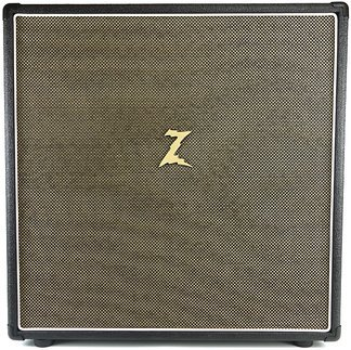Dr. Z Amplification 4x10 Cabinet (black/brown)