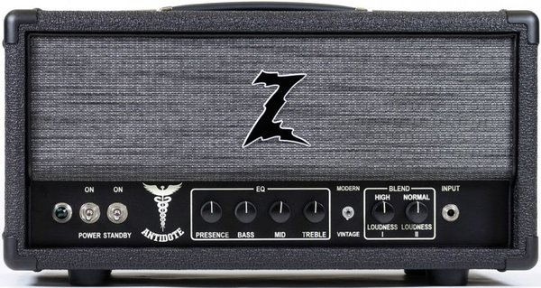 Dr. Z Amplification Antidote Head (black/zwreck)