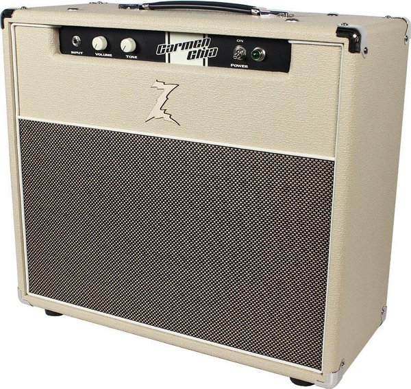 Dr. Z Amplification Carmen Ghia Combo 1x12 ((blonde) with Celestion H30 8 Ohm Speaker)