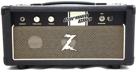 Dr. Z Amplification Carmen Ghia Head
