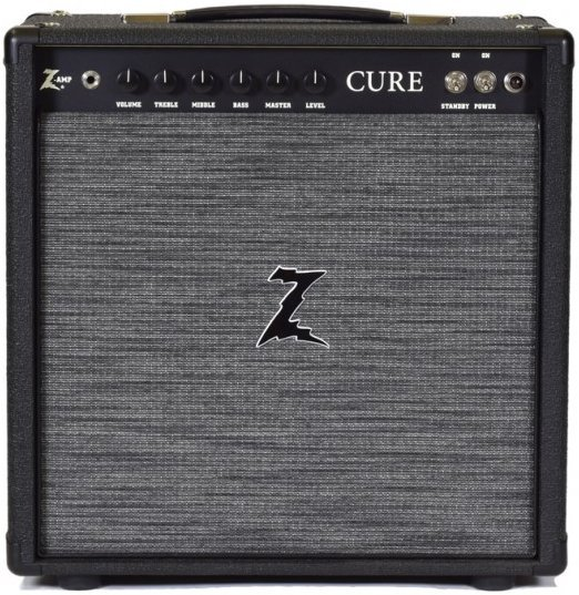 Dr. Z Amplification Cure 1x12 Combo (black/Z-wreck)