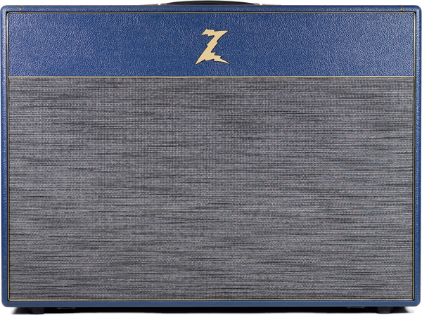 Dr. Z Amplification EMS 'Bluesbreaker' 2x12 Combo (blue)