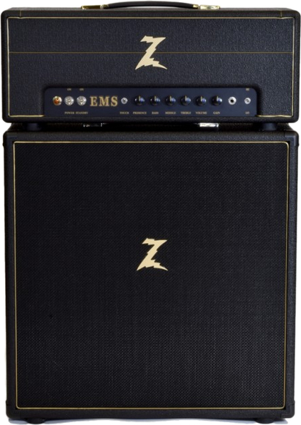 Dr. Z Amplification EMS Head & 2x12 Cab Matched Set / Essential Marshall Sounds
