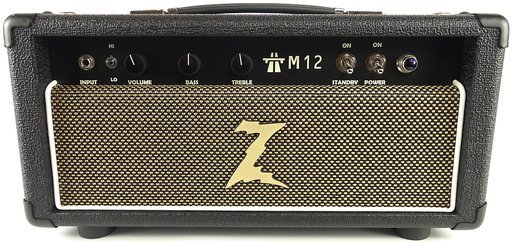 Dr. Z Amplification M12 Head (black)
