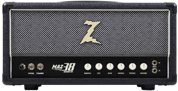 Dr. Z Amplification MAZ 38 Sr. - Head (black)