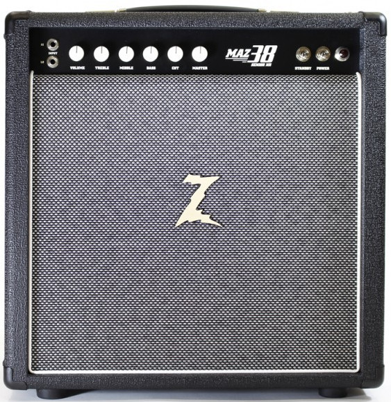 Dr. Z Amplification MAZ 38 Sr.Nr.2x12 - Combo (black)