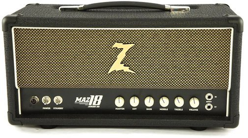 Dr. Z Amplification Maz 18 Jr. NR Head (black)
