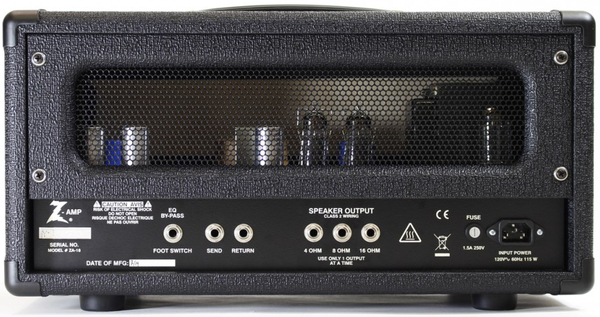 Dr. Z Amplification Maz 18 NR MK II Head (black)