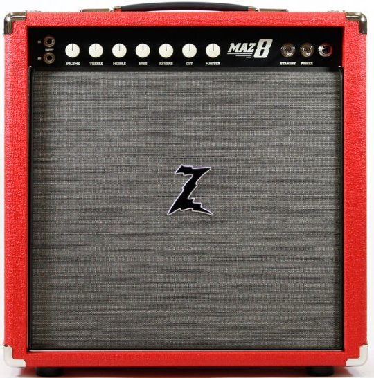 Dr. Z Amplification Maz 8 Combo (red wreck style)