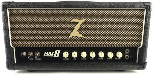 Dr. Z Amplification Maz 8 Head (black)