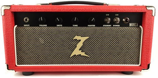 Dr. Z Amplification Monza Head (red)