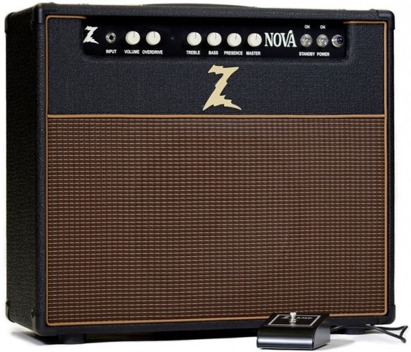 Dr. Z Amplification Nova 112 LT (black/oxblood)