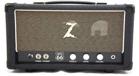 Dr. Z Amplification Route 66 Head (black)