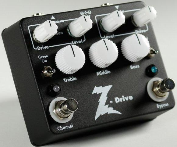 Dr. Z Amplification Z-Drive Overdrive
