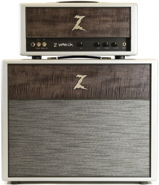 Dr. Z Amplification Z Wreck Silver Set (inkl. Brake-Lite)