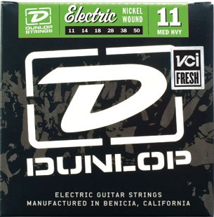 Dunlop DEN1150 (Medium/Heavey 011-050)