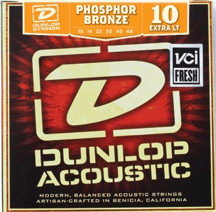 Dunlop Phosphor Bronze (Extra Light 010-048)