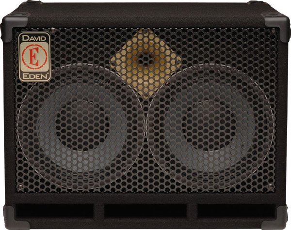 Eden D210XST8 (8 Ohm) Bass Cabinets 2x10""