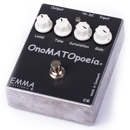 Emma Electronic OnoMATOpoeia OMP-1 Distortion Pedals