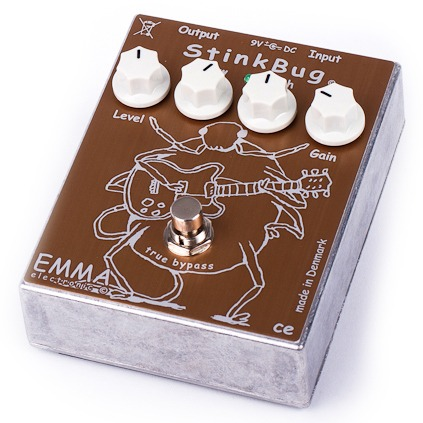 Emma Electronic StinkBug SB-1 Distortion Pedals