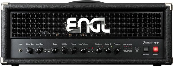Engl Fireball Tube Head 100W / E635 Guitar Amplifier Heads