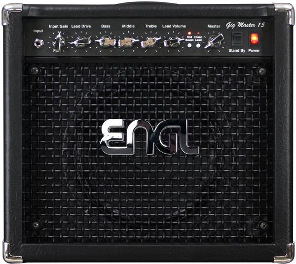 Engl Gigmaster 15 Combo E310 Tube Combo Guitar Amplifiers
