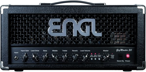 Engl Gigmaster Tube Head 30W / E305 Guitar Amplifier Heads