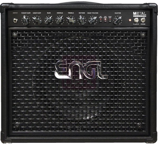 Engl Metalmaster 40 Combo E314 Tube Combo Guitar Amplifiers