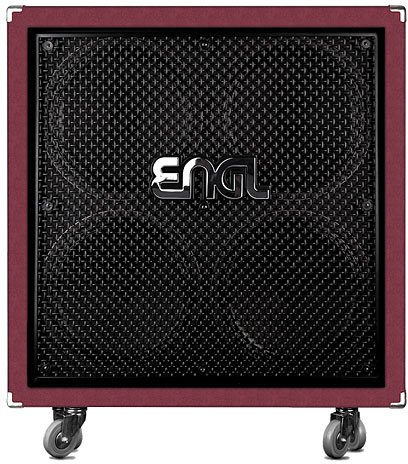 Engl Pro Cabinet 240W Limited 'Extreme Aggression' / E412VG Gitarren-Box 4x12-Zoll