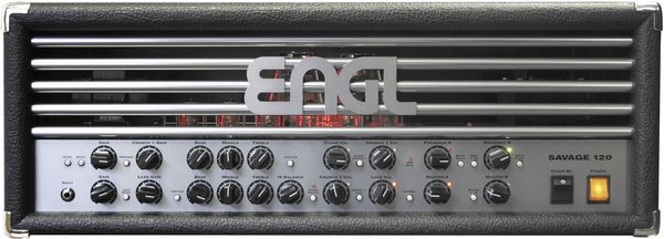 Engl Savage 120W Tube Head / EN610 Gitaarversterker Tops