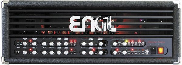 Engl Savage Special Edition 100W Tube Head / EN670 Testata Amplificatore Chitarra