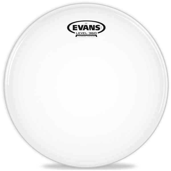 Evans Genera G1 Coated White 12 B12G1