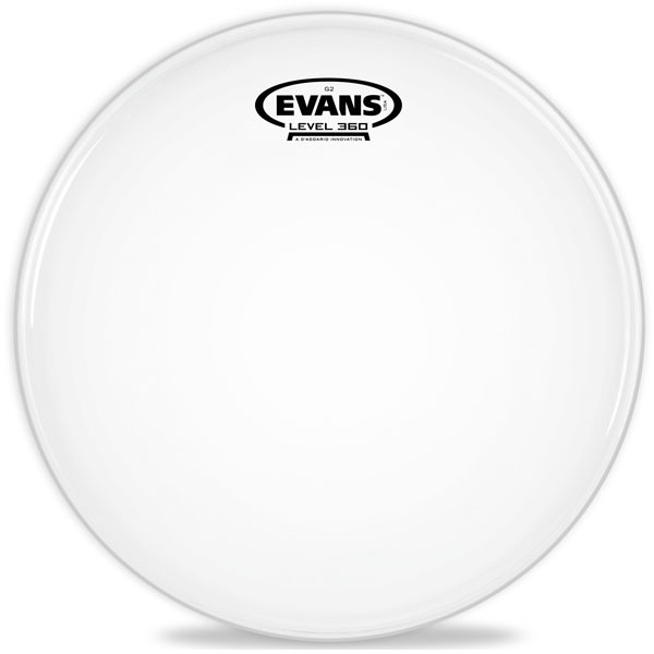Evans Genera G2 Coated White 8 B08G2