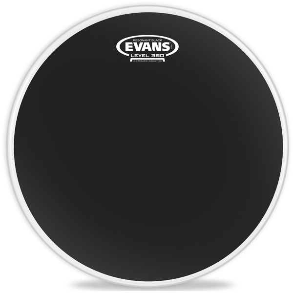 Evans Genera Resonant Black 14 TT14RBG
