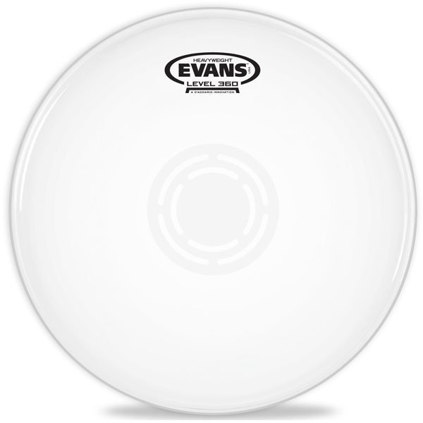 "Evans Heavyweight Coated Snare Drum Head (13') 13"" Snare Heads"