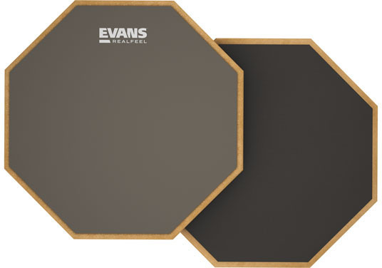 Evans RF12D Double Sided Pad (12') Übungsschlagzeuge/Practice Pads