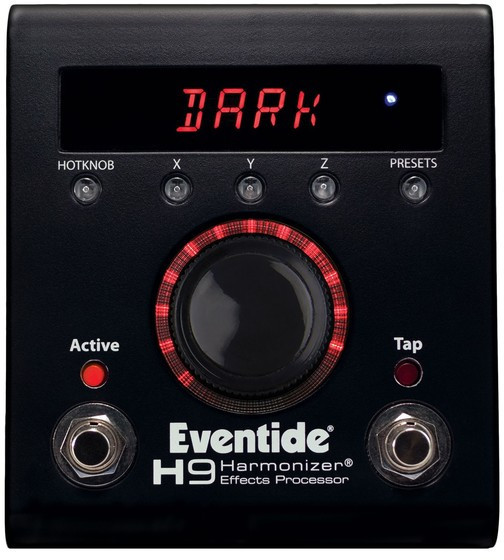 Eventide H9 Max Dark Limited Edition (Harmonizer)