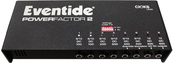 Eventide PowerFactor II