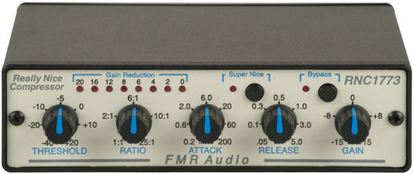 FMR Audio RNC 1773 Really Nice Compressor