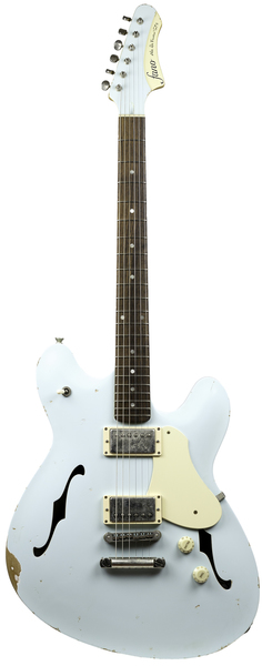 Fano Guitars GF6 (blue boy medium distress) Guitarras - Diseño alternativo