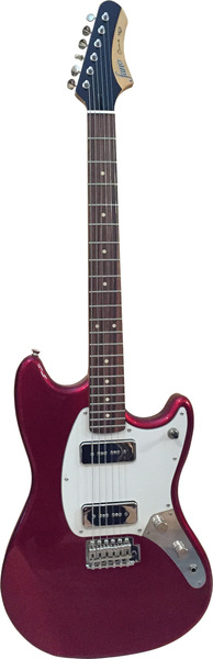 Fano Guitars Omnis MG6 (candy apple red)