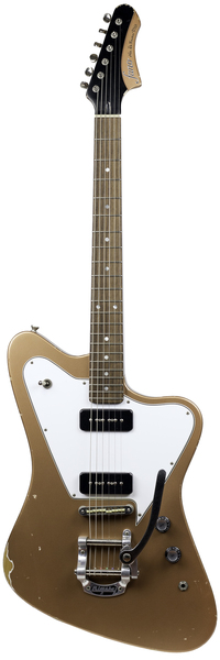 Fano Guitars PX6 (copper light distress) Alternative Design Guitars