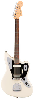 Fender American Pro Jaguar RW (olympic white) Alternative Design Guitars