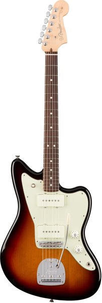 Fender American Pro JazzMaster RW (3 color sunburst) Alternative Design Guitars