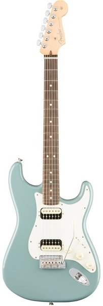 Fender American Pro Strat HH SHAW Rosewood Fingerboard (sonic grey)