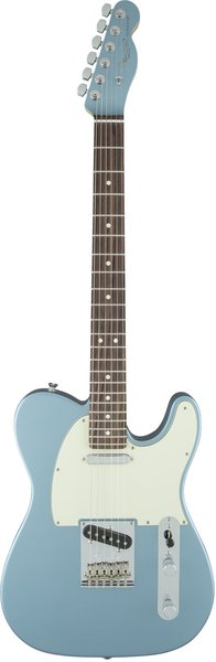 Fender American Standard Telecaster RW (ice blue metallic/painted headcap)